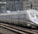 500-Series Shinkansen