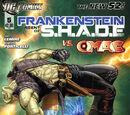 Frankenstein, Agent of S.H.A.D.E. Vol 1 5