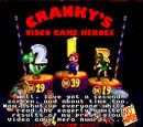 Cranky's Video Game Heroes