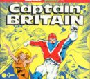 Captain Britain (TPB) Vol 1