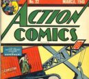 Action Comics Vol 1 22