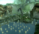 Shivering Isles: Dörfer