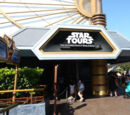 Former Disney's Hollywood Studios attractions
