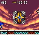 Sonic Advance 3 bosses