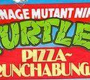 Teenage Mutant Ninja Turtles Pizza Crunchabungas