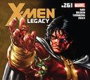 X-Men: Legacy Vol 1 261