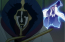 Mayuri attacked from behind by Reigai-Komamura.png
