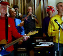 The Wiggles perform Waltzing Matilda for Australia Day 2012