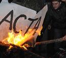 Manifestacja przeciw ACTA 26.01.2012