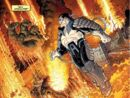 Evan Sabahnur (Earth-12034) and Krakoa III (Earth-12034) from Wolverine and the X-Men Vol 1 4 0001.jpg