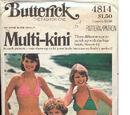 Butterick 4814 A