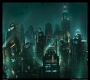Lugares del multijugador de BioShock 2
