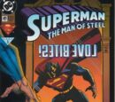 Superman: Man of Steel Vol 1 41