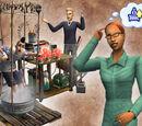 Rodzina Papużka (The Sims 2)