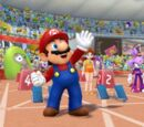 Mario & Sonic at the London 2012 Olympic Games (Wii) screenshots