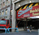 Studio Backlot Tour