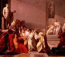 Mort de Jules César