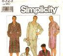 Simplicity 8323 A