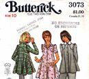 Butterick 3073 A