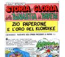 Storie della saga Storia e gloria della dinastia dei paperi
