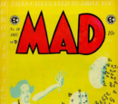 MAD Magazine Issue 18