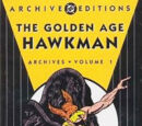 The Golden Age Hawkman Archives Vol. 1 (Collected)