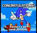 Sonic Pocket Adventure screenshots