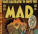 MAD Magazine Issue 8