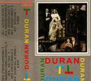 Duran Duran (The Wedding Album) - Czech Republic: K-166