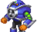MegaMan Battle Network boss sprites