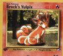 Brock's Vulpix (Gym Heroes TCG)