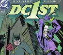 DC First: Batgirl/Joker Vol 1 1