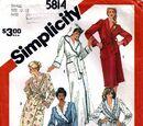 Simplicity 5814