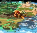 Level areas