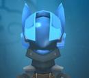 Metal Sonic's Parts