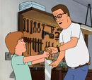 Hank's Bully