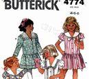 Butterick 4774 A
