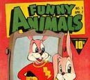 Fawcett's Funny Animals Vol 1 5