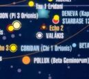 Quadrant 2 stars and systems