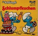 01 Die Schlümpfe Schlumpfkuchen front.jpg