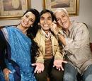 Familie Koothrappali