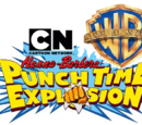 Cartoon Network Hanna-Barbera & Warner Bros Animation Punch Time Explosion