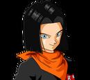 Androide 17 (Universo 14)