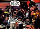 Akihiro (Earth-616), Ares (Earth-616), Norman Osborn (Earth-616) and Victoria Hand (Earth-616) from Dark Avengers Vol 1 1 001.jpg