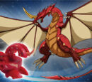 Bakugan with Fusion Abilities
