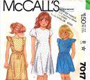 McCall's 7017 A