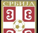 Football Representation of Serbia