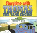 Storytime with Thomas the Tank Engine