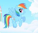 Lista de ponis/Ponis Pegaso