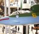 Heinkel He 162 Survivors